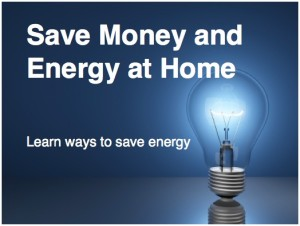 light bulb words 300x226 Ways You Can Save Energy At Home