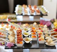 luxury food business